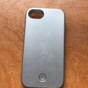 Accessories - iPhone light up case
